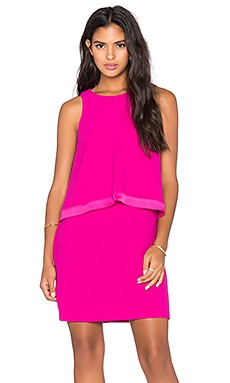 Trina Turk Alaina Dress in Mod Magenta