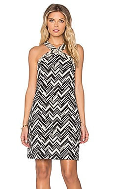 Trina Turk Akita Mini Dress in Multi
