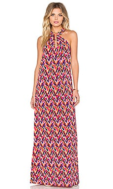 Trina Turk Rilee Maxi Dress in Multi
