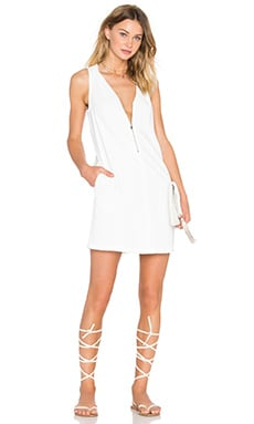 Trina Turk Banning Dress in Whitewash