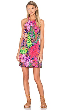 Juju Floral Dress in Multi