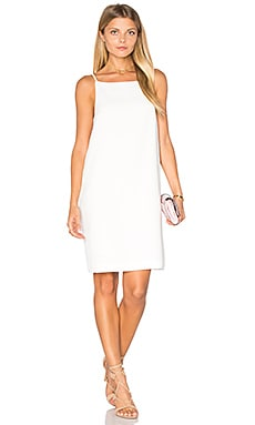 Trina Turk Kalypso Dress in Whitewash
