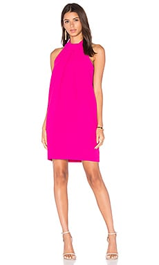Lavish Dress in Magpie Magenta