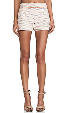 Trina Turk Maureen Shorts in Cantaloupe
