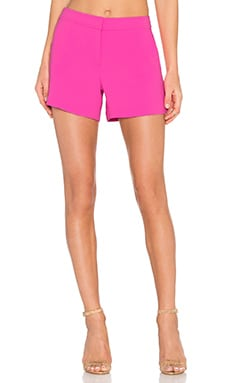 Trina Turk Daulton Short in Flamingo