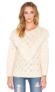 Trina Turk Lilee Sweater in Ivory