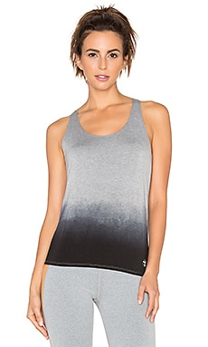 Trina Turk Twist Back Tank in Black