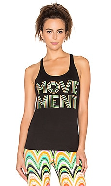 Trina Turk Twist Back Tank in Multi
