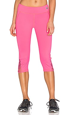 Trina Turk Mid Length Legging in Watermelon
