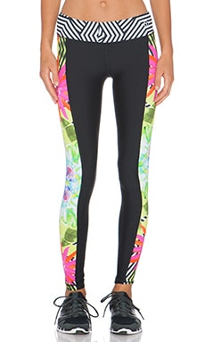 Trina Turk Tropicana Full Length Legging in Multi