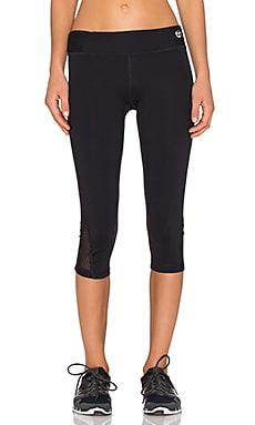 Trina Turk Mid Length Legging in Black