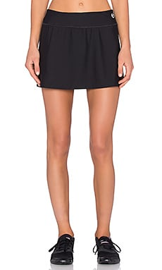 Trina Turk Tennis Mini Skirt in Black