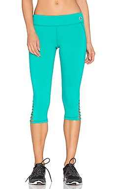LEGGINGS LONGUEUR MOYENNE STRAPPED SOLIDS