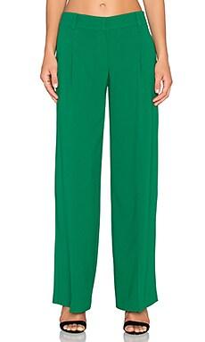 Trina Turk Warhol Pant in Emerald