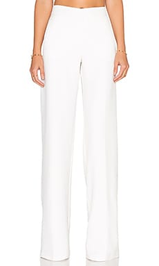 Trina Turk Stein Pant in Whitewash