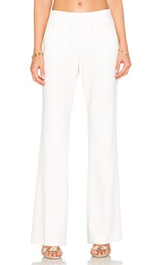 Trina Turk Kadi Pant in White Wash