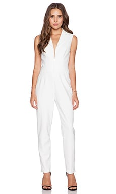 Trina Turk Emmalyn Jumpsuit in Whitewash