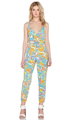 Trina Turk Cosmos Jumpsuit in Multi