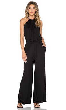 Trina Turk Imma Jumpsuit in Black
