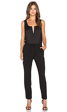 Trina Turk Addalyn Jumpsuit in Black