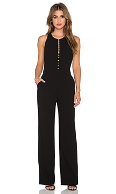 Trina Turk Amelie Jumpsuit in Black