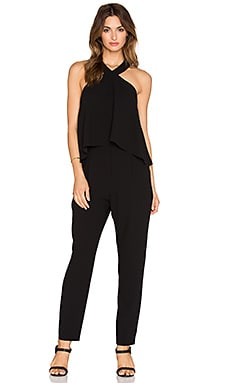 Trina Turk Micaela Jumpsuit in Black