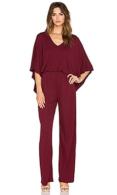 Trina Turk Willows 2 Jumpsuit in Brandywine