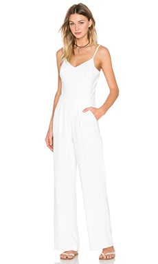 Zadie Jumpsuit in Whitewash