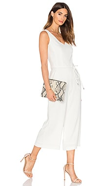 Deann Jumpsuit in Whitewash