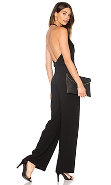 Trina Turk Sexy Town Jumpsuit in Black