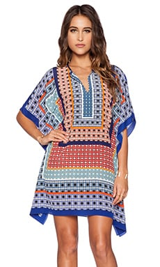 Trina Turk Theodora Top in Multi