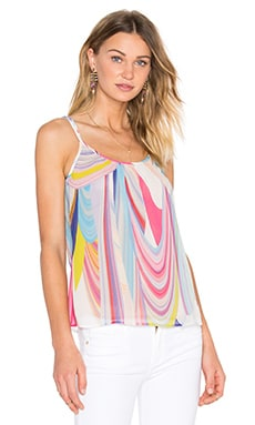 Trina Turk Tasmine Top in Multi