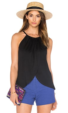 Korina Top in Black