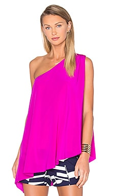 Nimah Tank in Brilliant Fuchsia