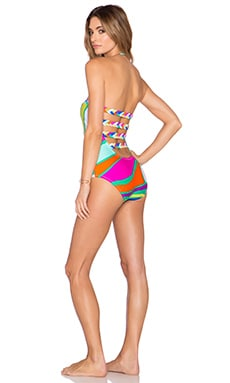 Trina Turk Tropicalia Swimsuit in Multi