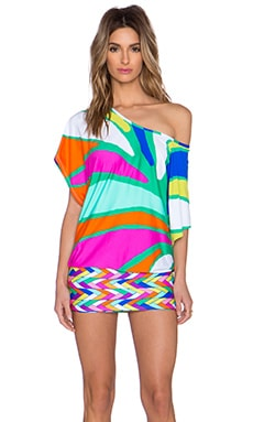 Trina Turk Tropicalia Tunic in Multi