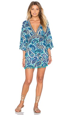 Trina Turk Tunic in Pool
