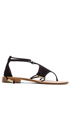 Trina Turk Bayley Sandal in Black