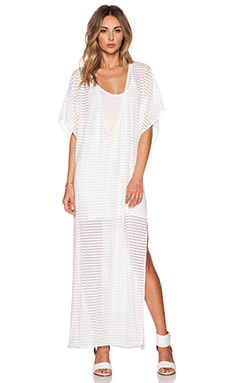Tt Beach Rose Dress in White