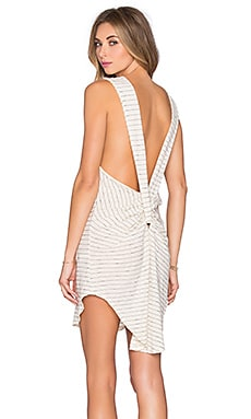 Tt Beach Lowe Dress in Stripe