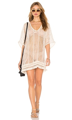 Ernie Crochet Top in Cream