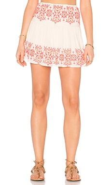 Tt Beach Ellis Skirt in Blush