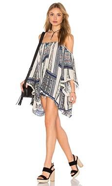 Tt Beach Alexi Dress in Gypsy Print