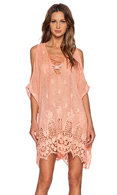 Tt Beach Swenton Dress in Citrine