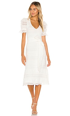 Quinn Midi Dress Tularosa $168 BEST SELLER