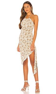 The Jade Midi Dress Tularosa $178