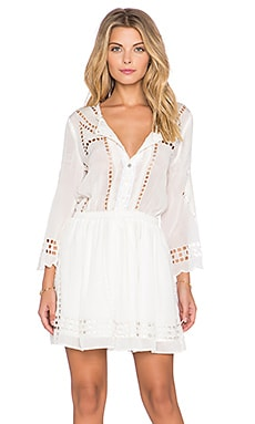 Tularosa Orsen Dress in Ivory