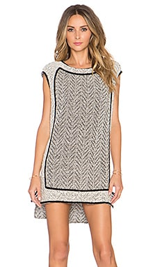Tularosa Lincoln Knit Dress in Cream
