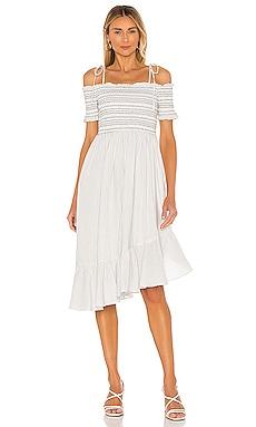 Tallulah Midi Dress Tularosa $195 NEW ARRIVAL