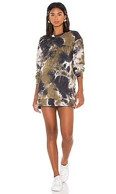 Tyla Sweatshirt Dress Tularosa $148